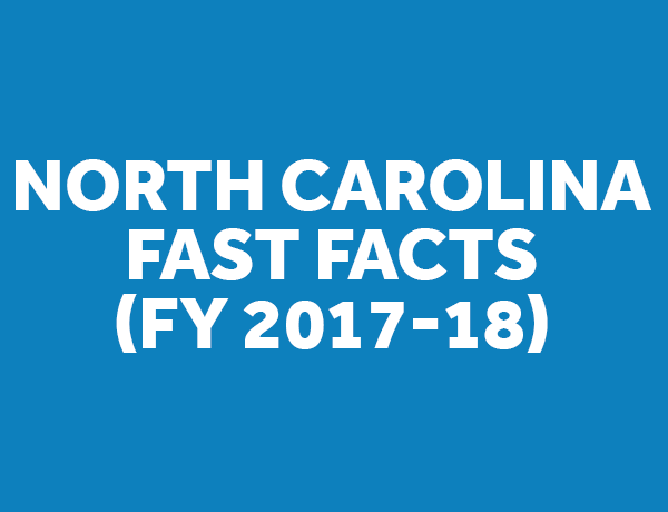 North Carolina Fast Facts 2017-18