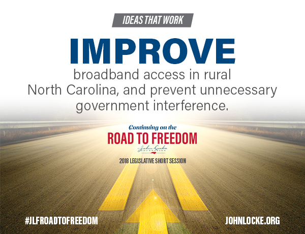 Road to Freedom Infrastructure