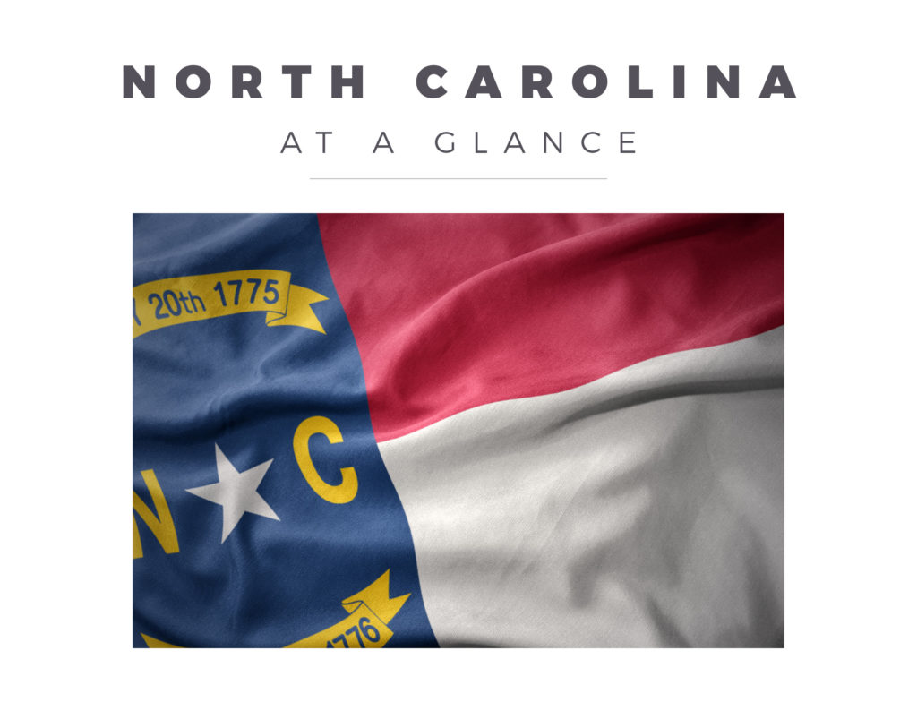 North Carolina At A Glance