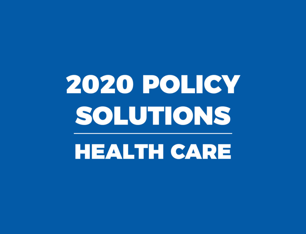 2020-Policy-Guide-Health Care North Carolina