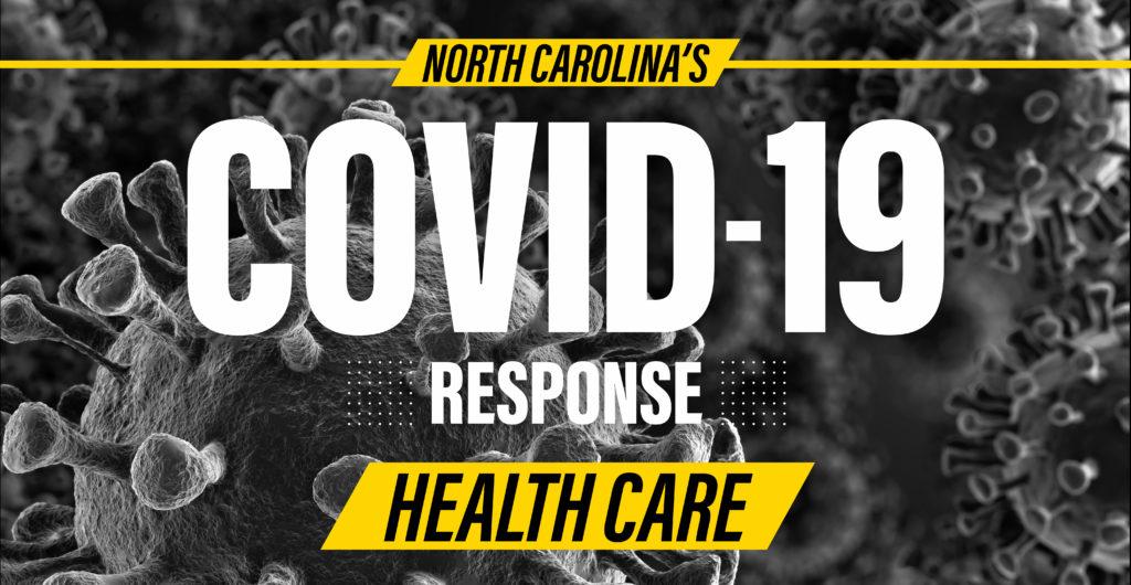 North Carolina Covid Response - Health Care
