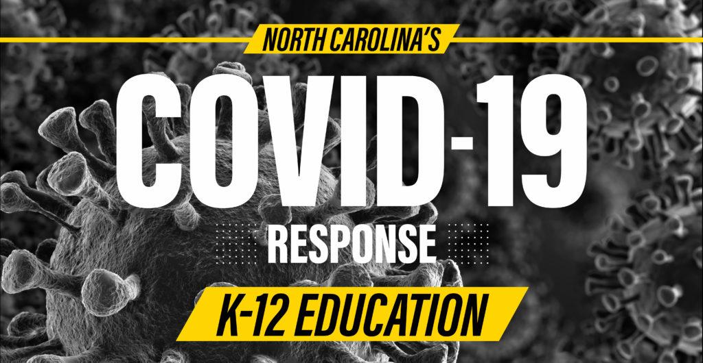North Carolina Covid Response - K-12 Education